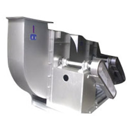 Blowers on Centrifugal Fan Blade Types